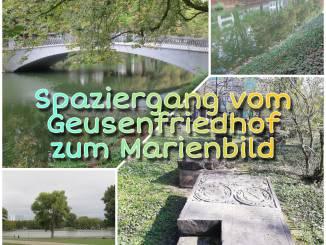 Geusenfriedhof bis Gasthof Zum Marienbild