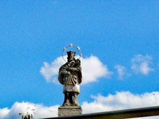 Zündorf, Nepomuk