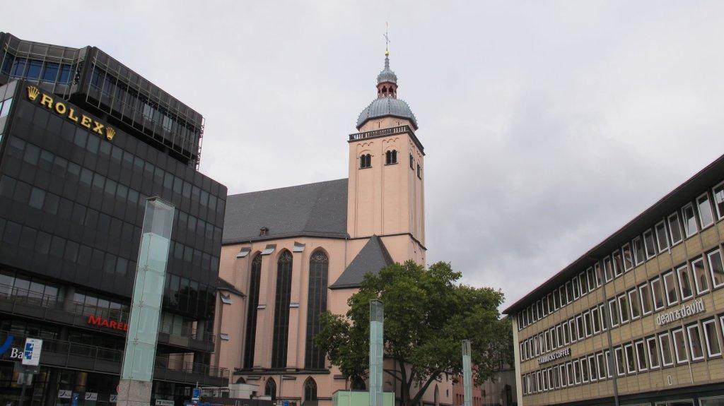 Im Schatten des Domes - St. Mariä Himmelfahrt