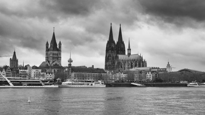 Ansicht Köln, von Ramona Krippner