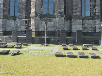 Friedhof am Kölner Dom