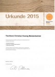 Urkunde_2015_NetzwerkHolz