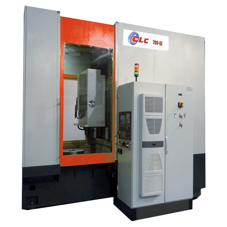CLC Model 200-SZ CNC Gear Shaping Machine
