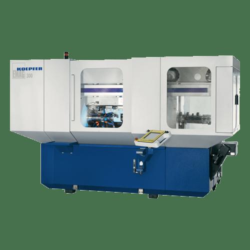 Koepfer Model 300 CNC Gear Hobbing Machine
