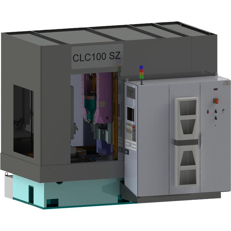 CLC Model 100-SZ CNC Gear Shaping Machine