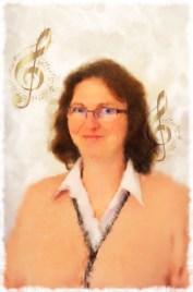 Porträt Maren, Druck auf Keilrahmen Leinwand 60 x 40 cm