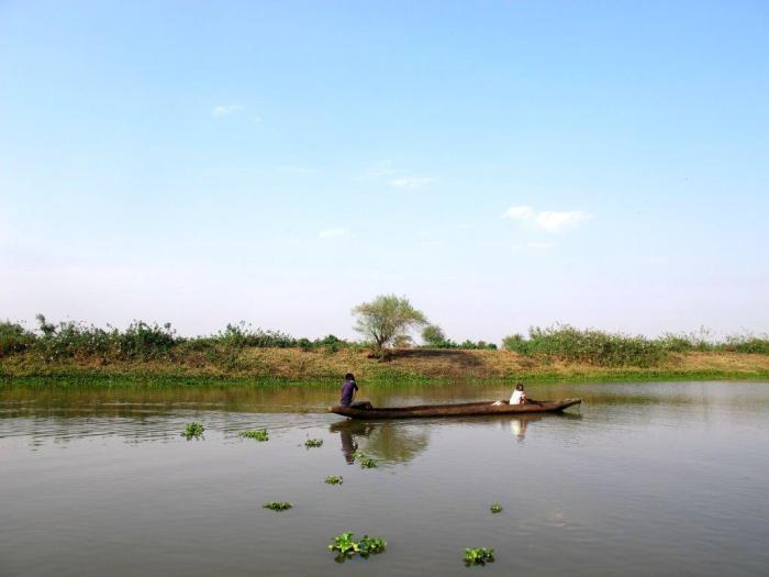 Akobo river(Photo Johannes Dieterich)