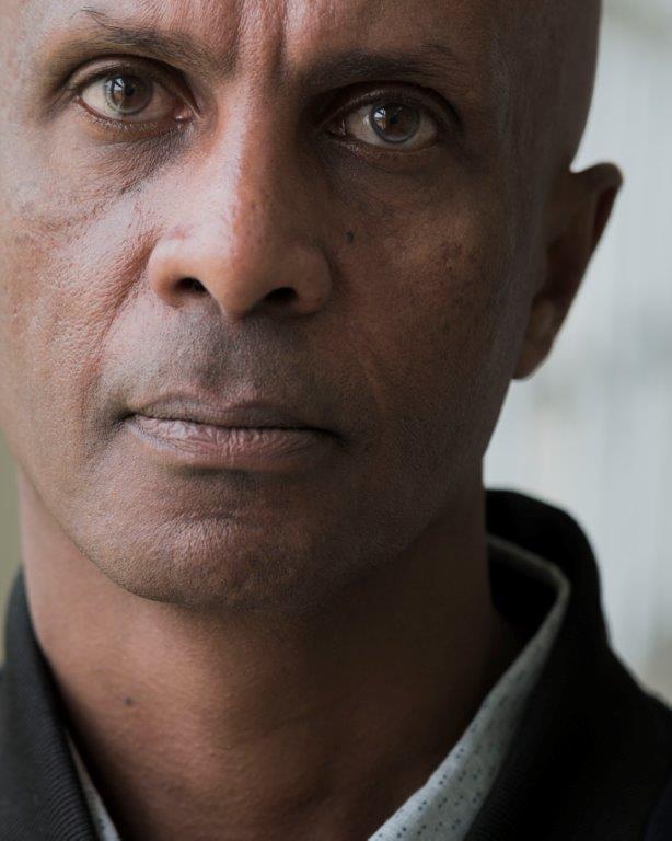 Eskinder Nega( Foto Petterik Wiggers)