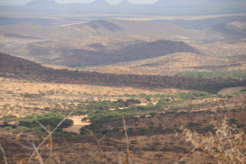 droogte Samburu district