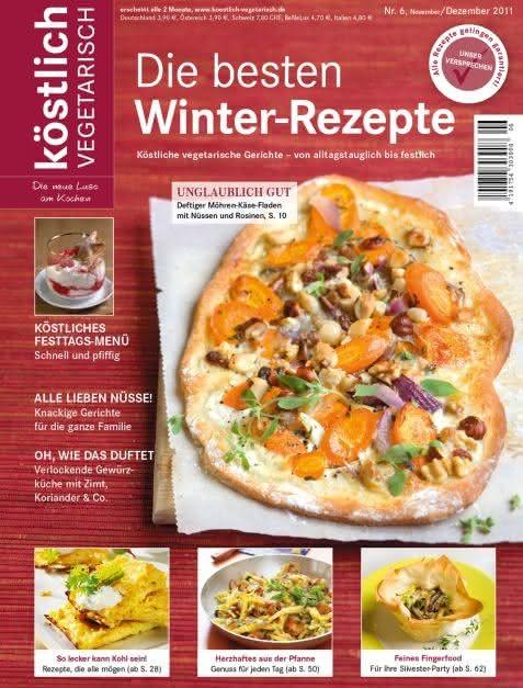 Feine Winterrezepte  Beliebte Gerichte Und Rezepte Foto Blog