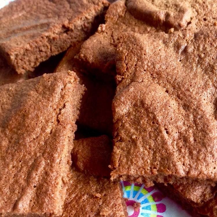 Schoko-Haselnuss-Mandel-Kuchen