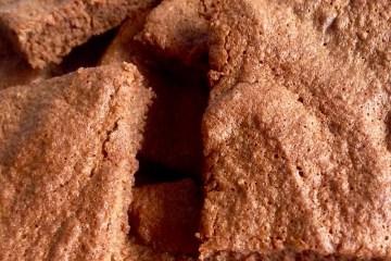 Kuchen mit Haselnussöl, Mandelmus und Mandelmehl von der Ölmühle Sailer