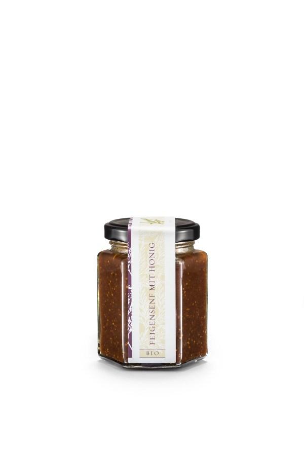 Lustenauer Feigensenf mit Honig