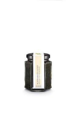Schwarzes Gold – Lustenauer Senf mit Traubenkernöl
