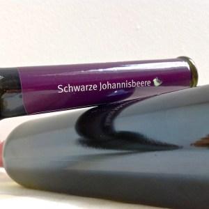 Edelbrand Schwarze Johannisbeere von Schobel Höchstgenuss