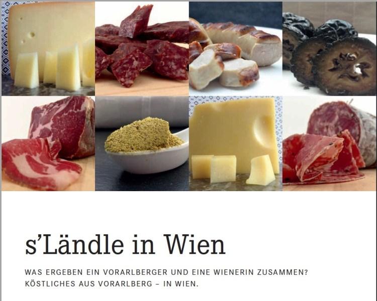 """PEOPLEs Bordmagazin: """"s'Ländle in Wien"""""""