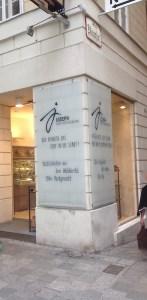 Joseph Brot in der Naglergasse im 1. Bezirk in Wien
