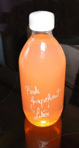 Pink Grapefruit vom Fass