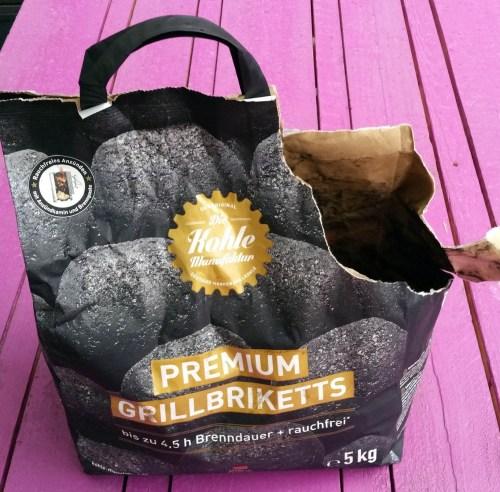 Premium Grillbriketts