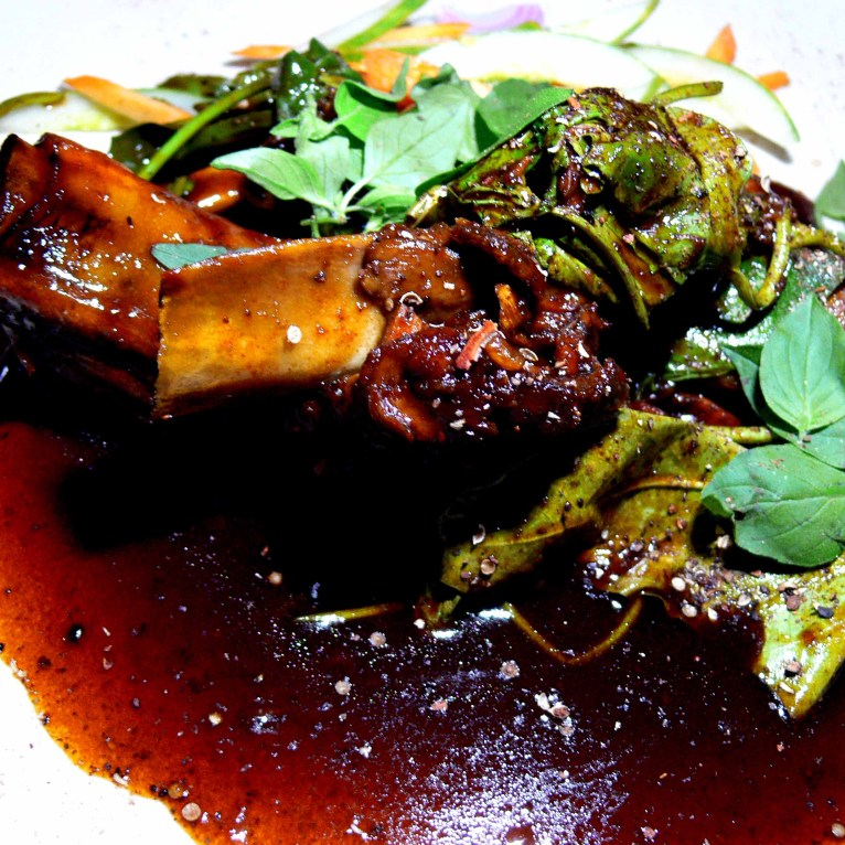 Indonesian Spice Porc Ribs