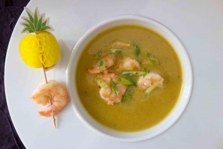 Schrimp Suppe