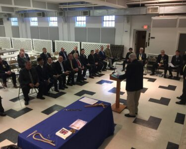 Knights of Columbus ---Exemplification 3/8/20
