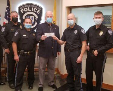 KofC (gk police donation)102820