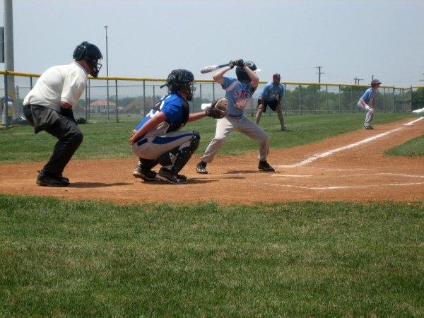 Columbus Texas Little League Baseball