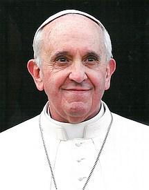 His Holiness the Pope