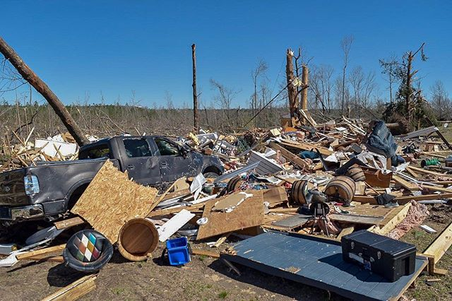 Lee County Tornado Relief Effort Update