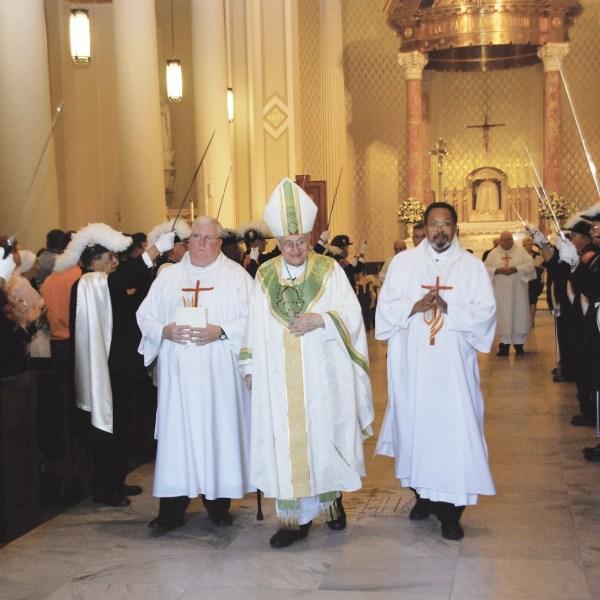 Remembrances of Archbishop Lipscomb