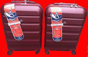 Aerolite Koffer freigestellt