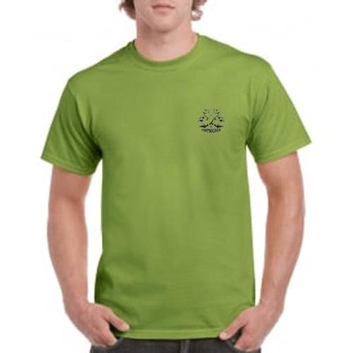 Carlton Leach Kiwi Green T-Shirt