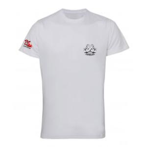 Carlton Leach White T-Shirt