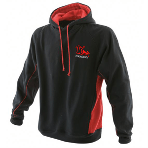 Kofficial Signature Range panel contract hoodie
