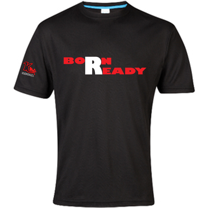 KOfficial Born Ready Performance T-Shirt