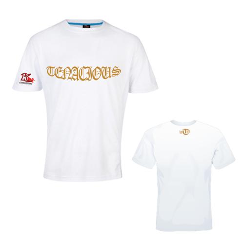 Tenacious Performance T-Shirt White