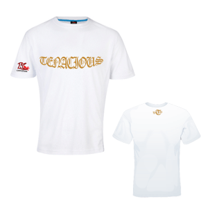 Tenacious Performance T-Shirt White