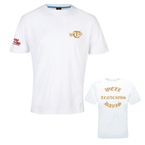 Tenacious Performance T-Shirt wtd White