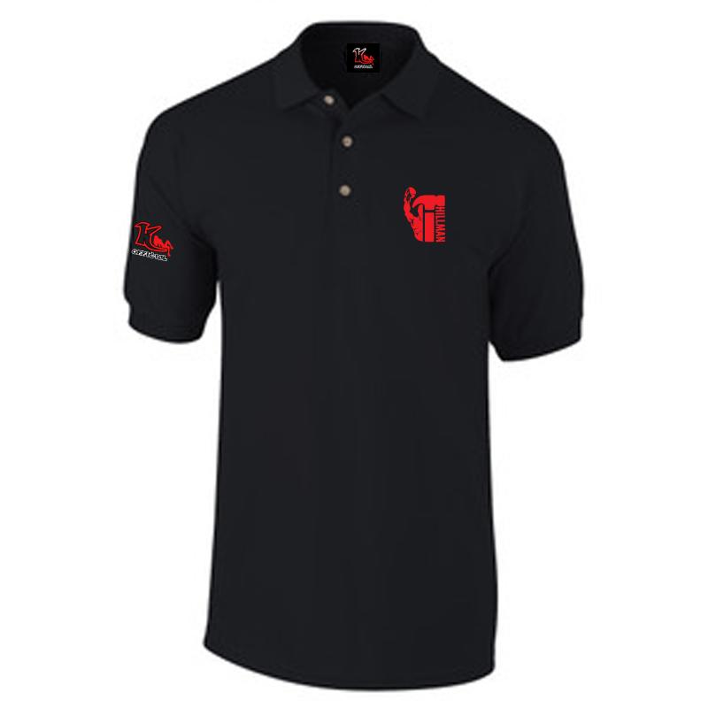 Hammer Hillman Polo Shirt – LC HHillman
