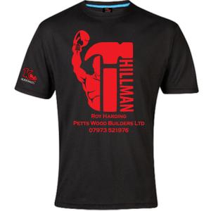 Hammer Hillman Perforamnce T-Shirt
