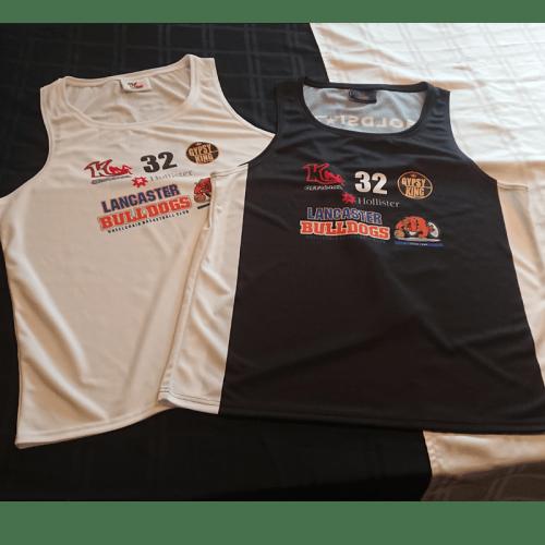 Lancaster Bulldogs Premium Vests