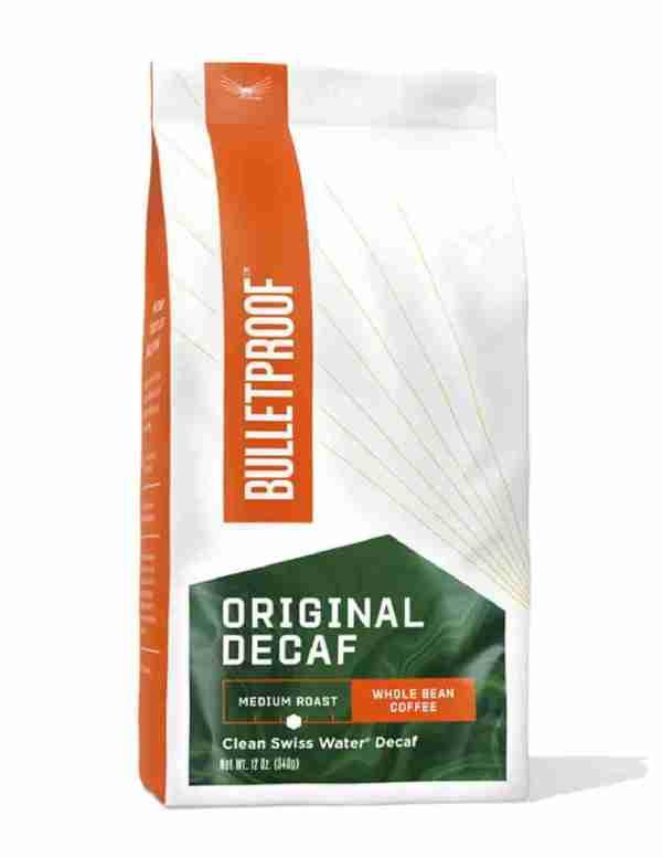 Koffie decaf bonen 340 gram