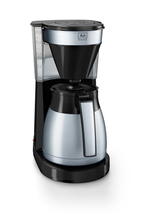 Melitta EASY II TOP THERM Koffiefilter apparaat Zwart