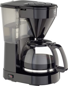 Melitta Easy II Koffiefilter apparaat Zwart