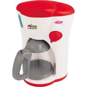 Speelgoed koffiezetapparaat keukenapparatuur 17 x 23 cm voor kin