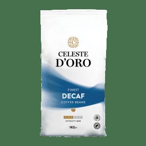Celeste d'Oro - koffiebonen - Finest Decaf