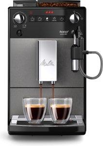 Melitta Avanza Mystic Titan - Espressomachine - Zwart