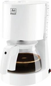 Melitta Enjoy II Koffiezetapparaat Wit 1000W