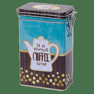 Koffie bewaarblikken